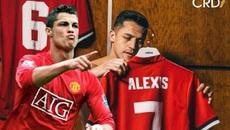 MU trao lại áo số 7 cho Ronaldo, Real đẩy nhanh ký Salah