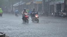 Dự báo thời tiết 26/4: Hà Nội mưa dông, vùng núi nguy cơ sạt lở