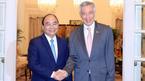 Tuyên bố chung về quan hệ đối tác chiến lược Việt Nam-Singapore