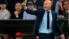 """Zidane: """"Real đá cam chịu, gồng mình chống chọi Bayern"""""""