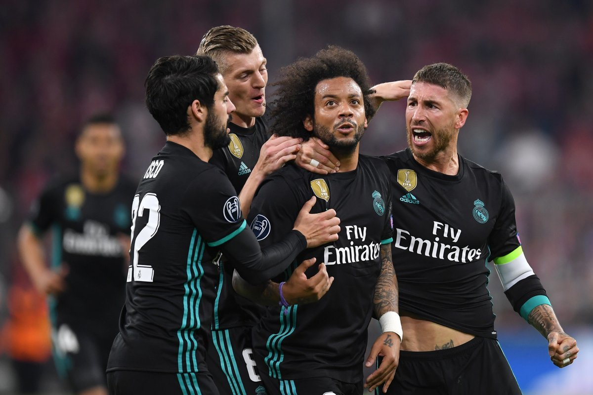 Real Madrid,Bayern Munich,Ronaldo,Zidane,Salah,Cúp C1