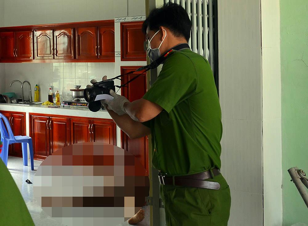Lời khai của nghi phạm chột mắt đâm nữ tiểu thương 14 nhát dao