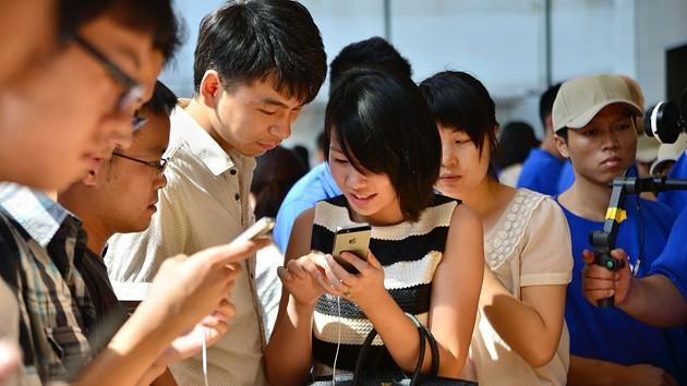 smartphone,điện thoại Trung Quốc