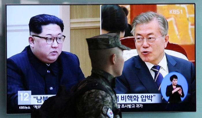Dấu mốc lịch sử của Triều Tiên