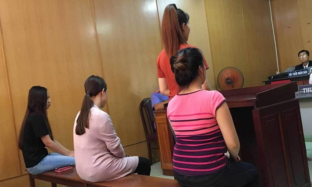 mại dâm,mại dâm cao cấp,Phạm Thị Thanh Hiền,hoa khôi bán dâm,sài gòn,đường dây mại dâm