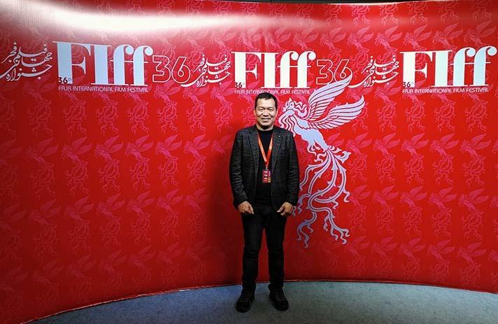 'Cha cõng con' tiếp tục chinh chiến tại LHP quốc tế