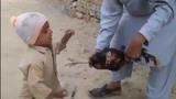 Cậu bé kiên quyết giải cứu chú gà khỏi bị giết thịt
