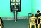 Công an lập biên bản 7 người tuyên truyền về 'Hội thánh đức chúa trời'