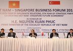 Thủ tướng: Nhiều cơ hội hợp tác mở ra cho các DN Việt Nam-Singapore