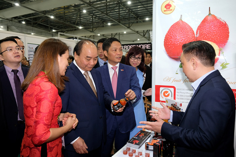 Thủ tướng Nguyễn Xuân Phúc,Nguyễn Xuân Phúc,Thủ tướng thăm Singapore