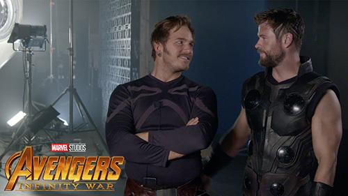 Avengers Gym