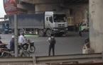 Tai nạn kinh hoàng trước bến xe Nước Ngầm, 1 người chết