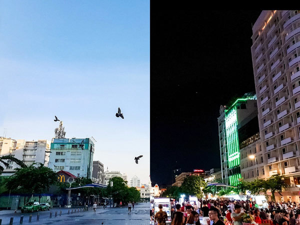 Từ Sapa đến Sài Gòn khác lạ trong trào lưu 'chuyện 69'