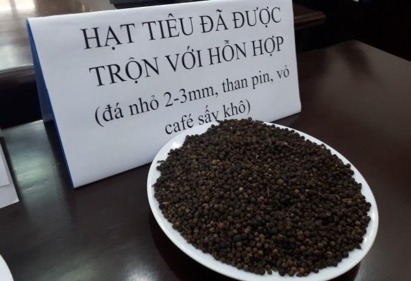Cà phê bẩn,Hồ tiêu,cà phê pin,Đắk Nông