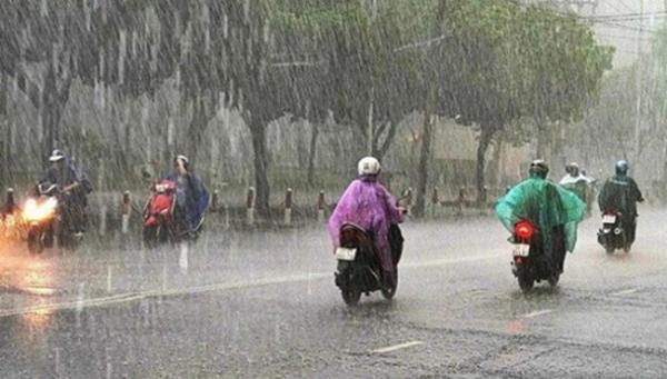 Dự báo thời tiết 27/4: Miền Bắc mưa rào, đề phòng tố lốc