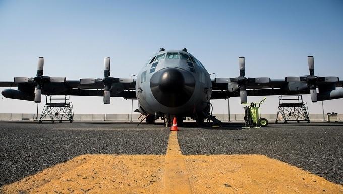 Mỹ,không quân Mỹ,vũ khí Mỹ,máy bay do thám,tác chiến điện tử,Nga
