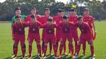 Lịch thi đấu của U16 Việt Nam tại VCK U16 châu Á 2018