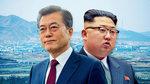 Trực tiếp cuộc gặp lịch sử Hàn Quốc - Triều Tiên
