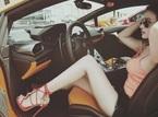 Cuộc sống nhung lụa của hot girl Hà thành sau khi lấy chồng đại gia