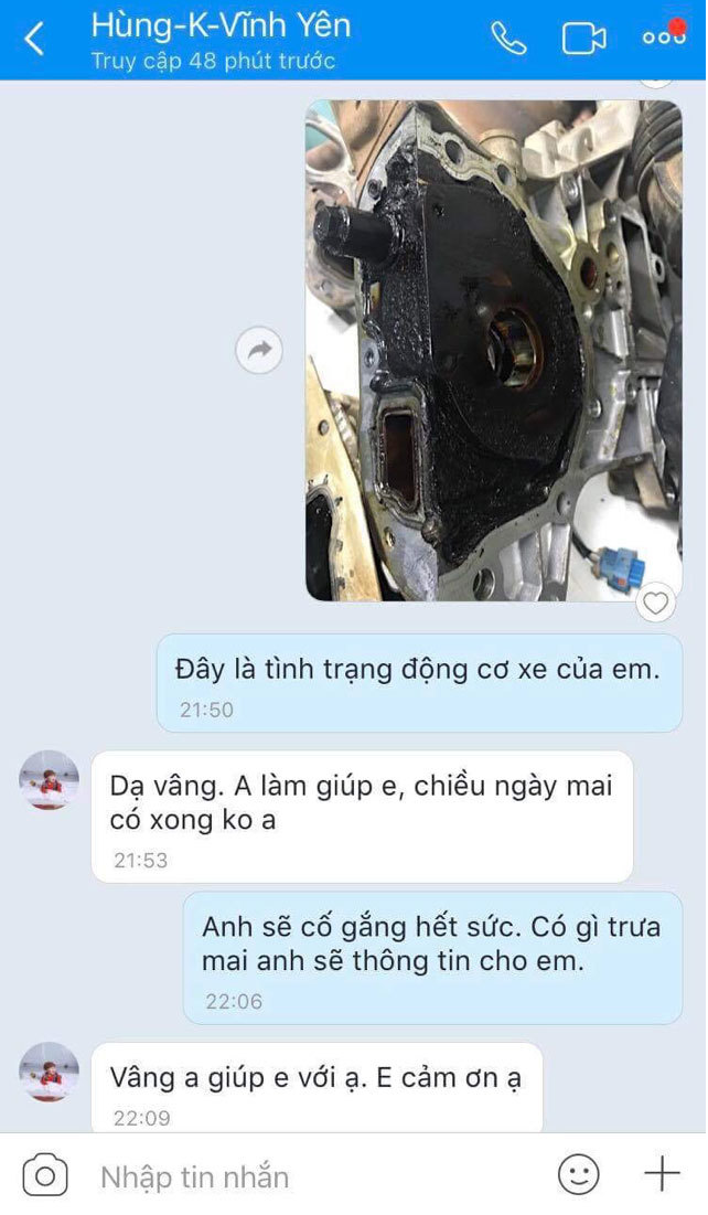 Bị chê giá sửa ô tô 'chát', kỹ sư Lê Văn Tạch nói gì?