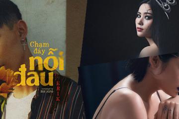 'Lụi tim' với loạt ca khúc thất tình của Vpop trong tháng 4