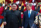 Hình ảnh đầu tiên về cuộc gặp thượng đỉnh liên Triều