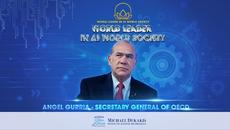 Tổng thư kí OECD được vinh danh Nhà Lãnh đạo thế giới về Trí tuệ nhân tạo