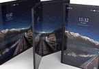 Siêu phẩm Galaxy X sẽ có tới 3 màn hình?