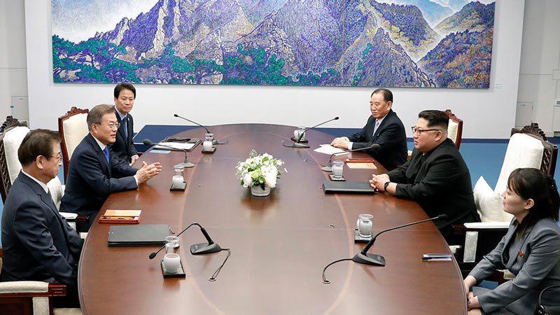 Khoảnh khắc Kim Jong Un khiến mọi người bật cười