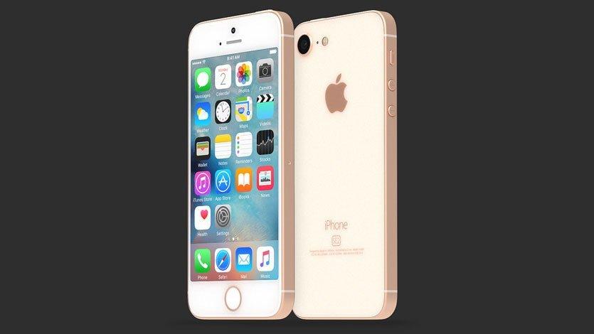 Lộ hình ảnh iPhone SE 2: Có khác gì iPhone 5S?