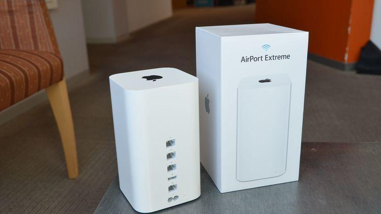 """AirPort: Dòng sản phẩm hiếm hoi bị Apple cho """"giải tán"""""""