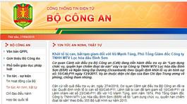 Khởi tố, bắt tạm giam Phó TGĐ Lọc hóa dầu Bình Sơn