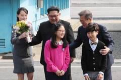 Người phụ nữ quyền lực duy nhất tháp tùng Kim Jong Un