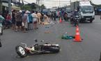 Trên đường về nghỉ lễ 30/4, nữ sinh viên bị xe tải cán chết