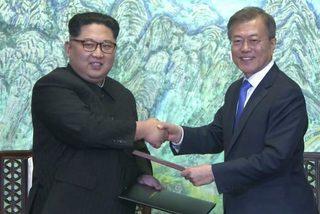 """Lãnh đạo Hàn - Triều """"chốt"""" gặp thượng đỉnh ở Bình Nhưỡng"""