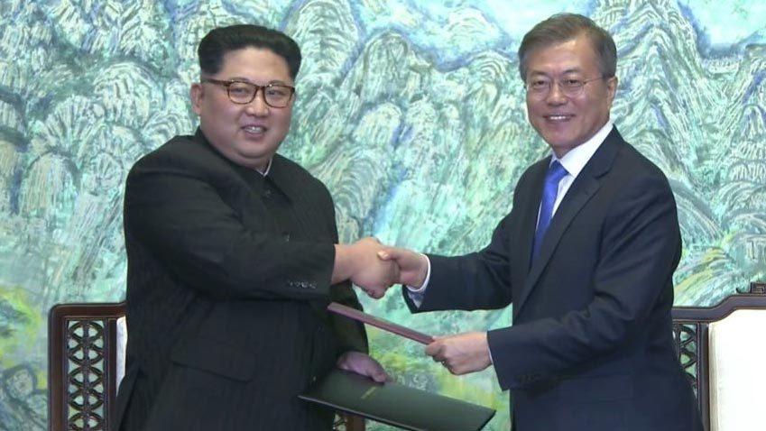 Tuyên bố chung hội nghị thượng đỉnh liên Triều nói gì?