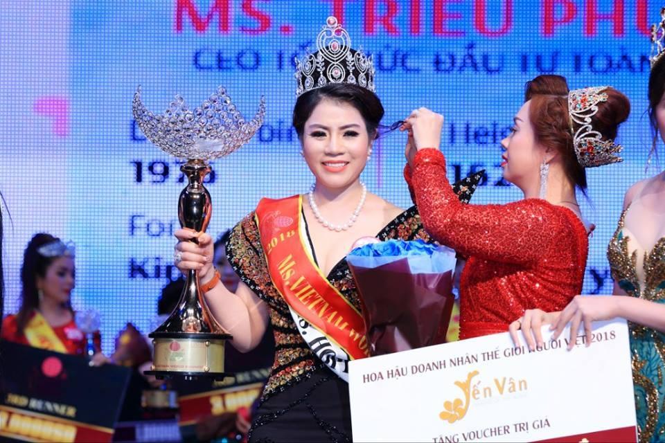Hoa hậu doanh nhân cầm đầu đường dây mua bán hóa đơn ngàn tỷ