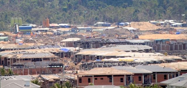 Khó tin: Mảnh đất bìa rừng đắt ngang phố trung tâm Hà Nội