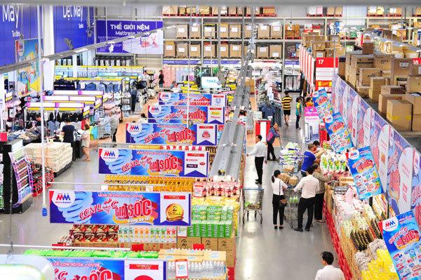 MM Mega Market giành 10 tỷ đồng khuyến mãi dịp lễ