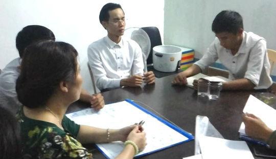 Cơ quan điều tra làm việc với Trần Như Đông và Võ Thị Hằng