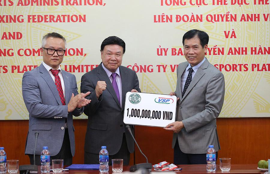 Quyền Anh Việt Nam tìm cảm hứng từ HLV Park Hang Seo