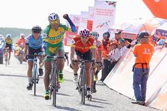 Giải xe đạp truyền hình TP.HCM lần đầu tiên về Đất Mũi