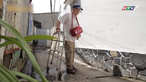 Câu chuyện xúc động về nghệ sĩ già Phi Hùng bị tai biến