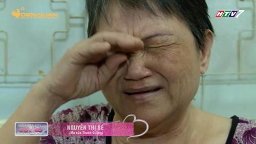 Câu chuyện của nghệ sĩ Trần Thanh Cường hát cho mẹ già bị tai biến