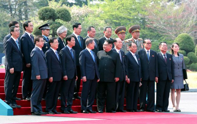Thượng đỉnh liên Triều,Triều Tiên,Hàn Quốc,hội nghị thượng đỉnh liên Triều,hội nghị thượng đỉnh,Moon Jae In,Kim Jong Un