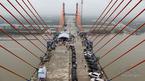 Hợp long cầu Bạch Đằng, từ Hà Nội về Quảng Ninh chỉ còn 90 phút