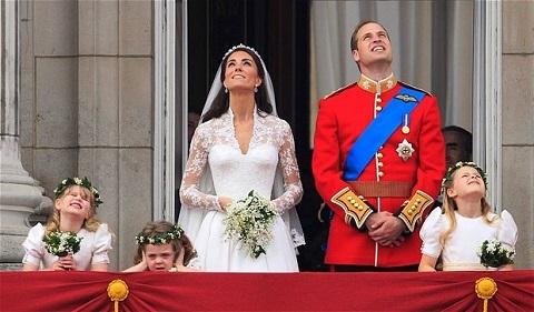 Ảnh hiếm về hôn lễ Hoàng gia Anh trong thế kỷ qua