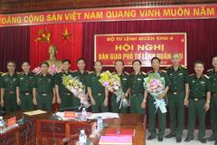 Quân khu 4, Quân khu 7 triển khai quyết định nhân sự Bộ Quốc phòng