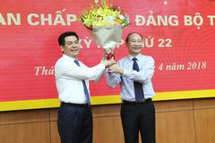 Thái Bình có Bí thư Tỉnh ủy mới