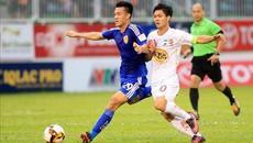 Trực tiếp Quảng Nam 0-1 HAGL: Công Phượng ghi bàn